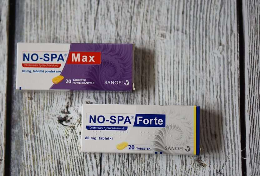 No spa Max/ No spa Forte