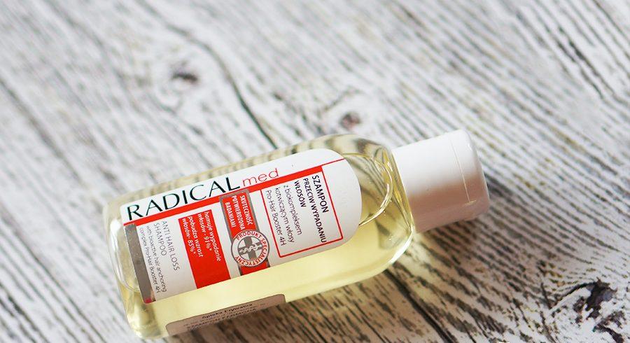 Radical szampon przeciw wypadaniu włosów